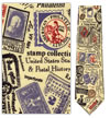 Tie ‑ Stamp Collecting Theme Image