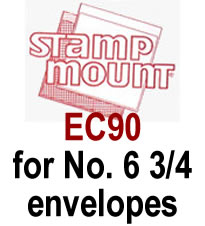Stamp Mounts EC90 ‑ Qty. 100 Image