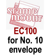Stamp Mounts EC100 ‑ Qty. 100 Image