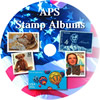 APS Stamp Albums ‑ CD Image