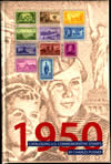 Cataloging U.S. Commemorative Stamps: 1950 Image