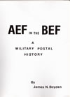 AEF in the BEF ‑ A Military Postal History Image